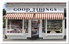 Good Tidings Storefront